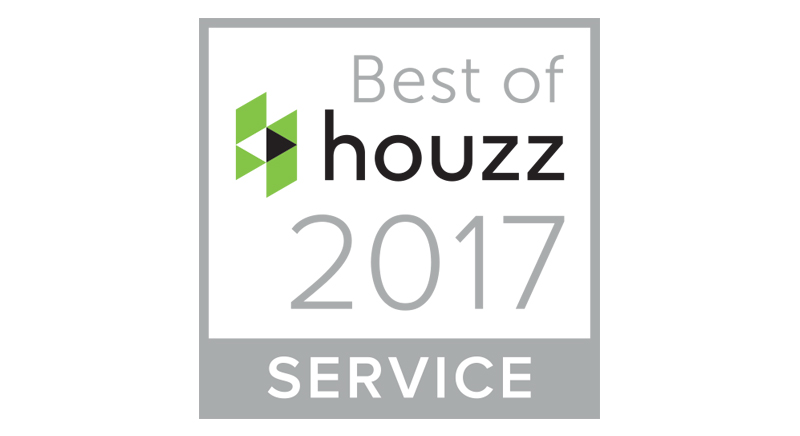 Best of Houzz badge 2017