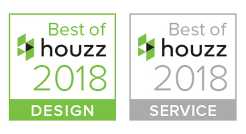 Best of Houzz badge 2018