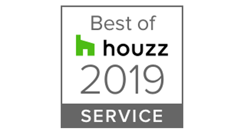 Best of Houzz badge 2019
