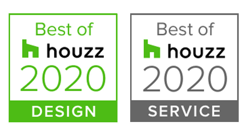 Best of Houzz badge 2020