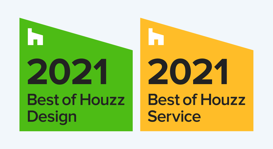 Best of Houzz badge 2021