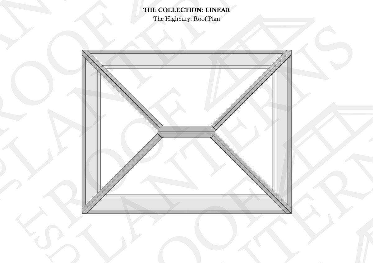 The Linear Roof Lantern Collection | Just Roof Lanterns