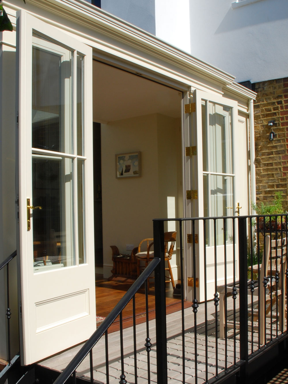 French Doors Just Roof Lanterns