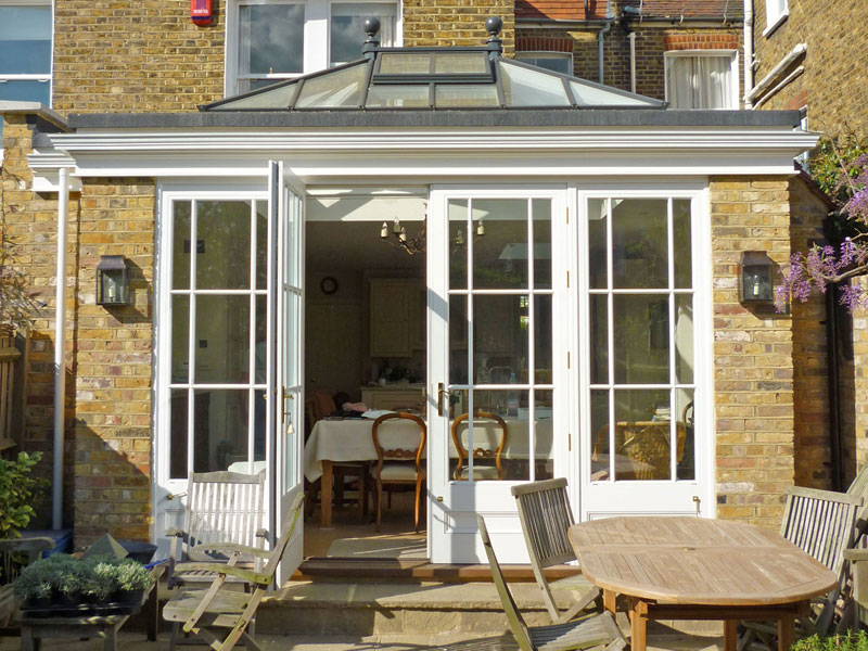 Orangery extension in London