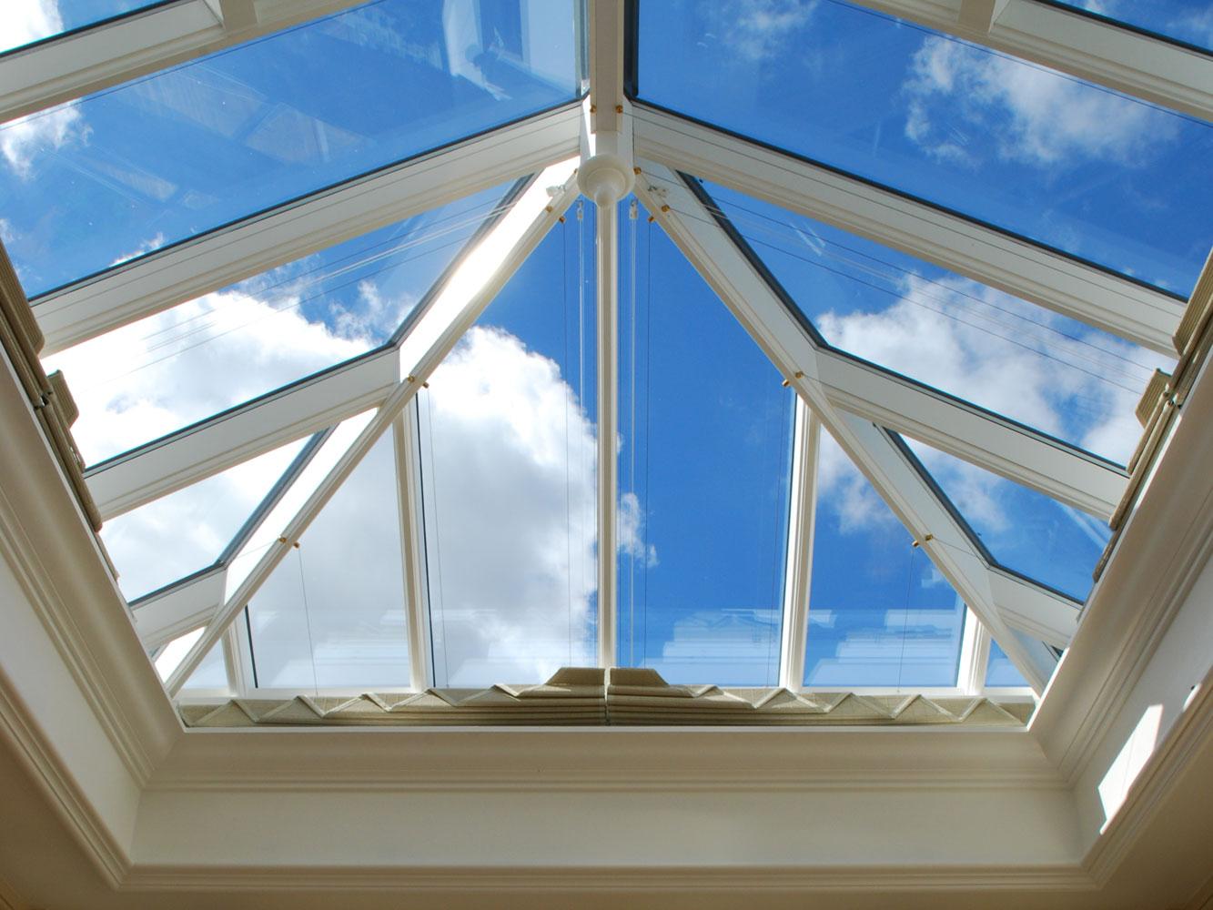 Internal Cornice Just Roof Lanterns