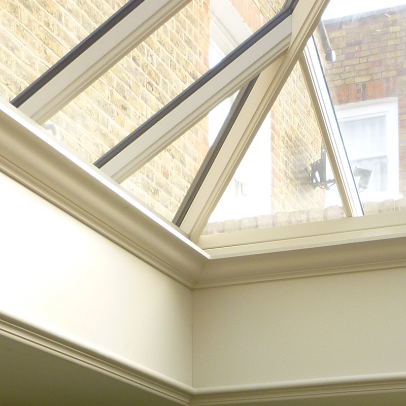 Internal cornice for Classic roof lanterns