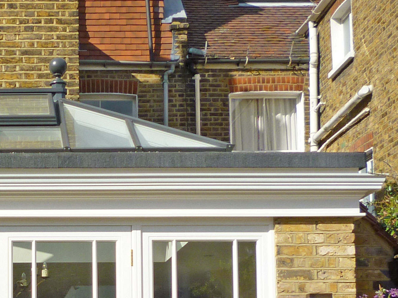 Orangery Fascia Just Roof Lanterns