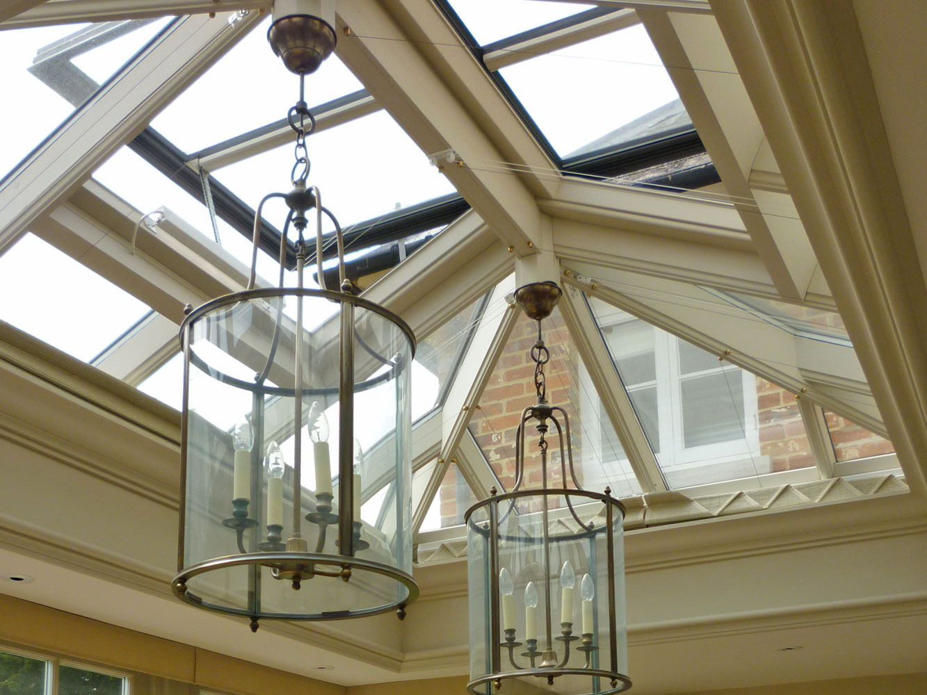 How To Light Your Orangery Extension Just Roof Lanterns