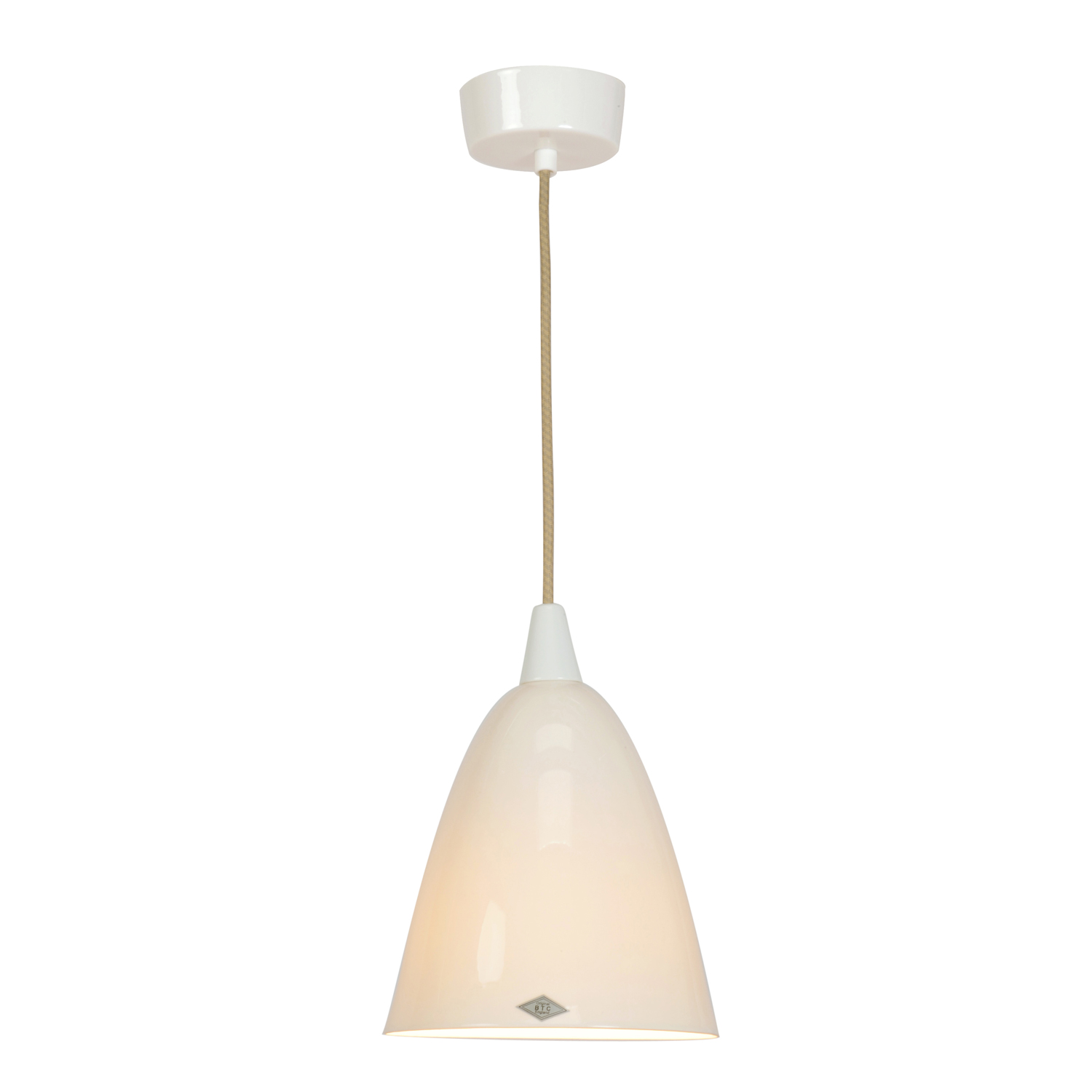 Hector Size 3 Pendant Light, Natural