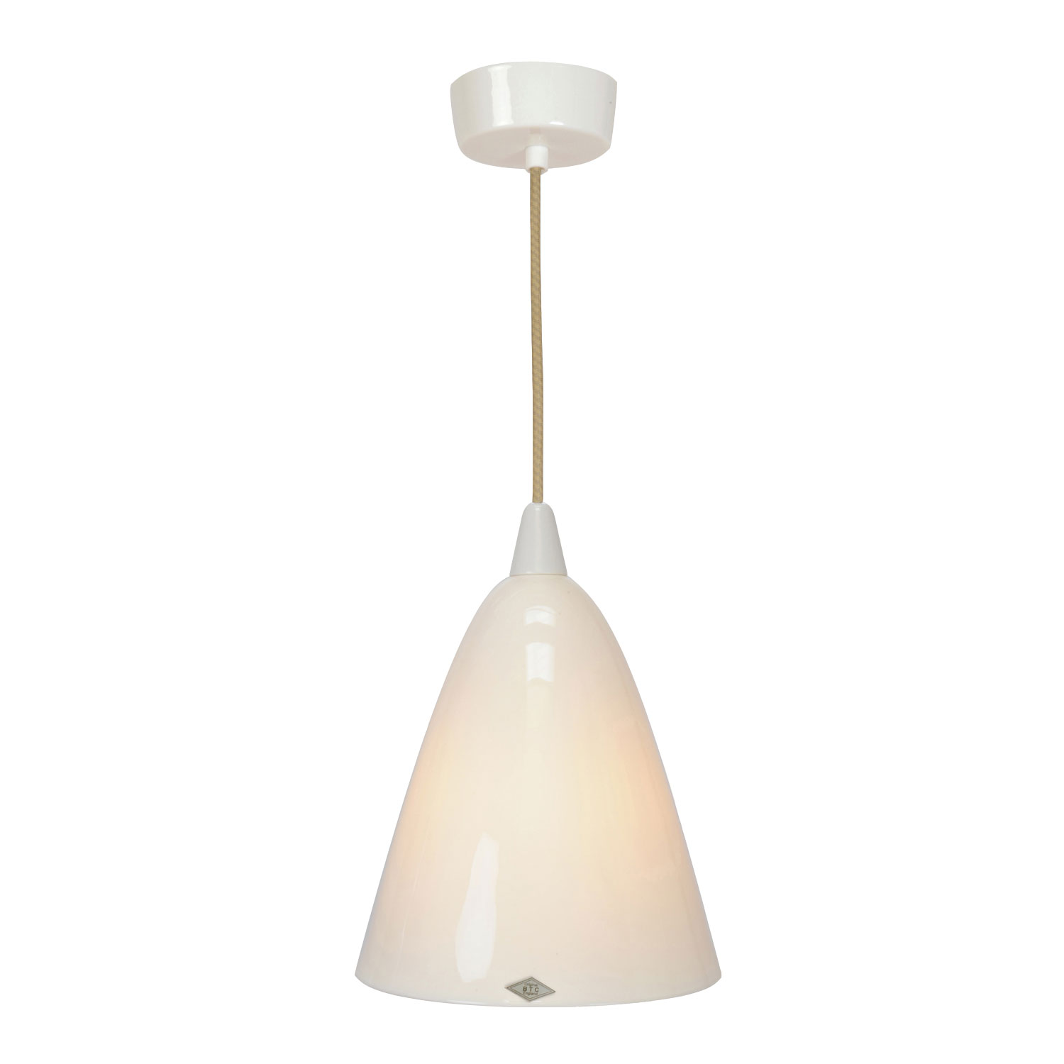 Hector Size 4 Pendant Light, Natural