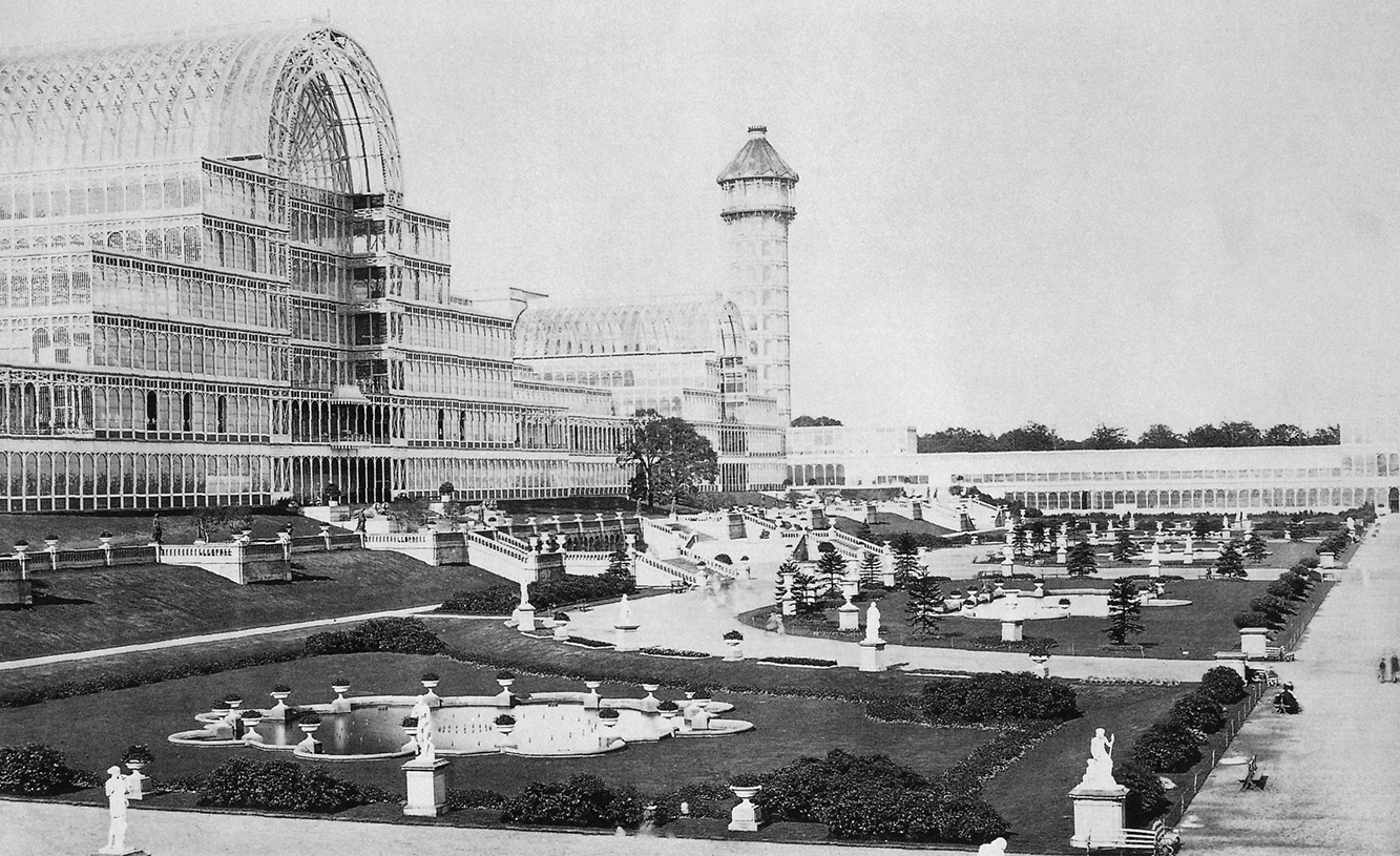 Crystal Palace 1854