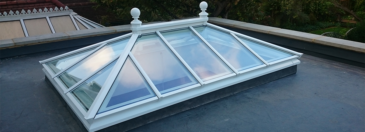 The Harrington roof lantern
