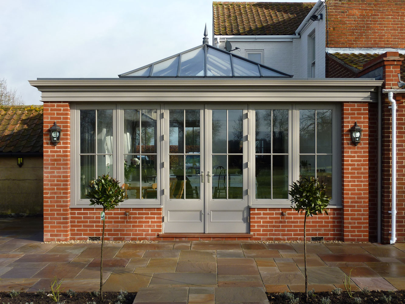 Get The Orangery Look Just Roof Lanterns